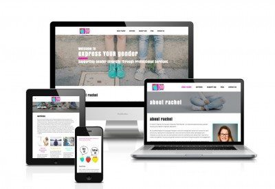 Web-Design - Dublin - ExpressYourGender.ie