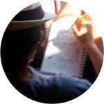 Graphic Designer Elena Montes