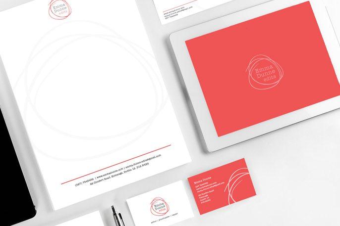 Logo Design - Branding Package - Emma Dunne