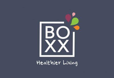 Logo Design - Healthy Food - Boxx