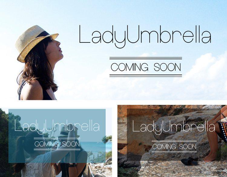 Graphic Design Clothing Company - LadyUmbrella