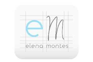 Logo Design Icon - Elena Montes