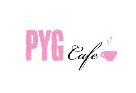 Logo Design Pyg Cafe