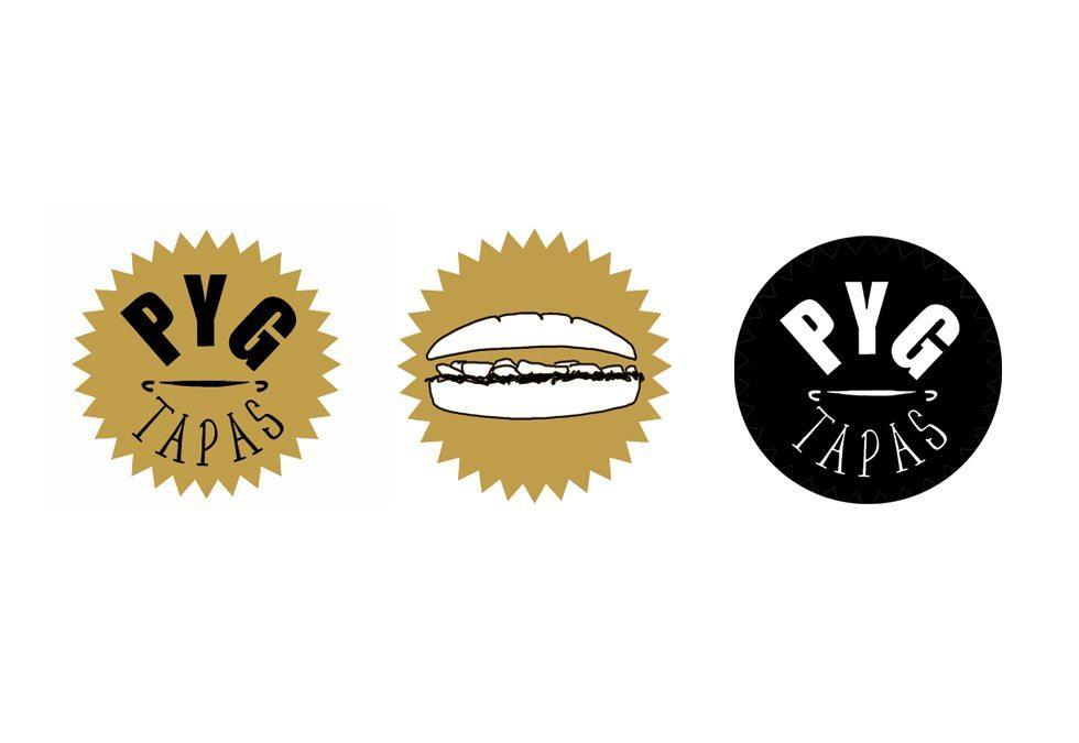 Logo Design Tapas Pygmalion