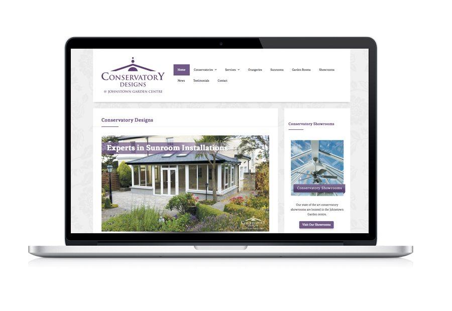 Web Design - ConservatoryDesigns