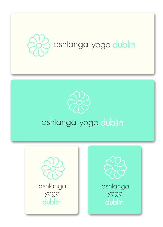 Logo Design - Ashtanga Yoga Dublin
