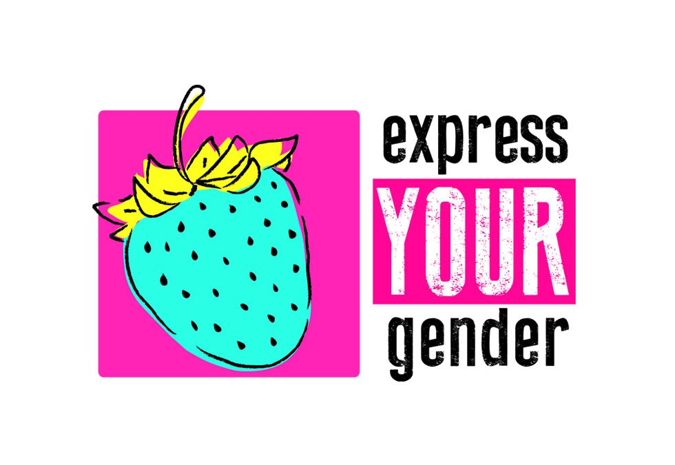 Logo Design - Express Your Gender