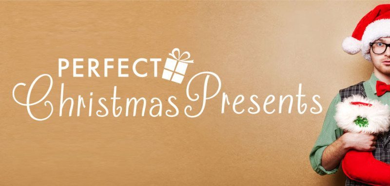 Perfect Christmas Presents - Logo Design