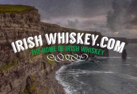 Logo Design Irish whiskey