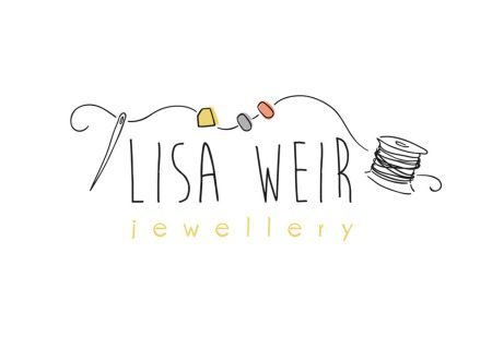 Logo Design - Lisa Weir Jewellery