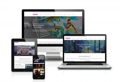 Web Design - Art Direction - Dublin - VisionBranding.ie