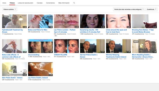 Thumbnails Youtube Before