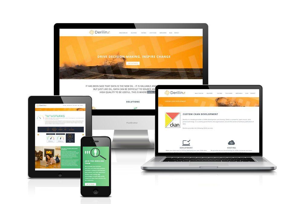 Web Design - Dublin - Derilinx