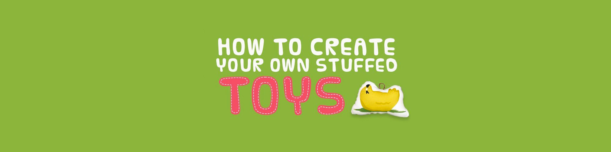Stuffed Toys Design Project – The Farm
