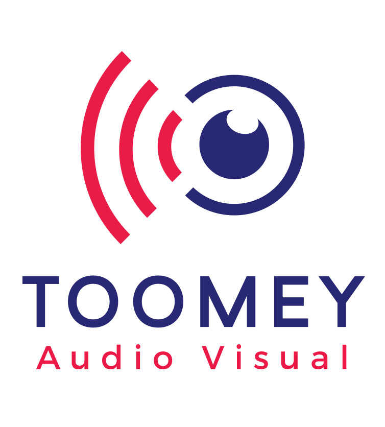 Logo Design - Toomey Audiovisual Ireland