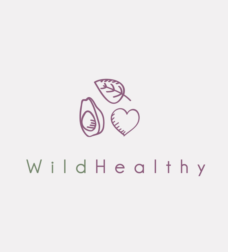 Logo Design and Branding - Wild Healthy - Graphic Designer Ireland