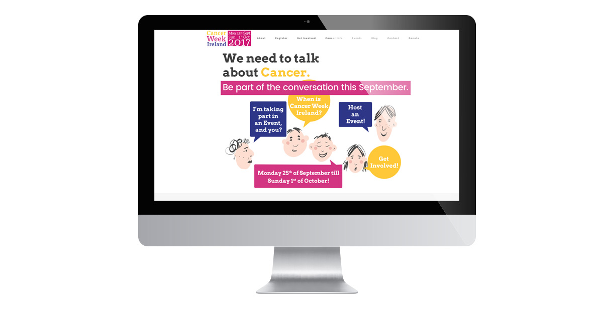 Web Development Wordpress - Ireland - NGO