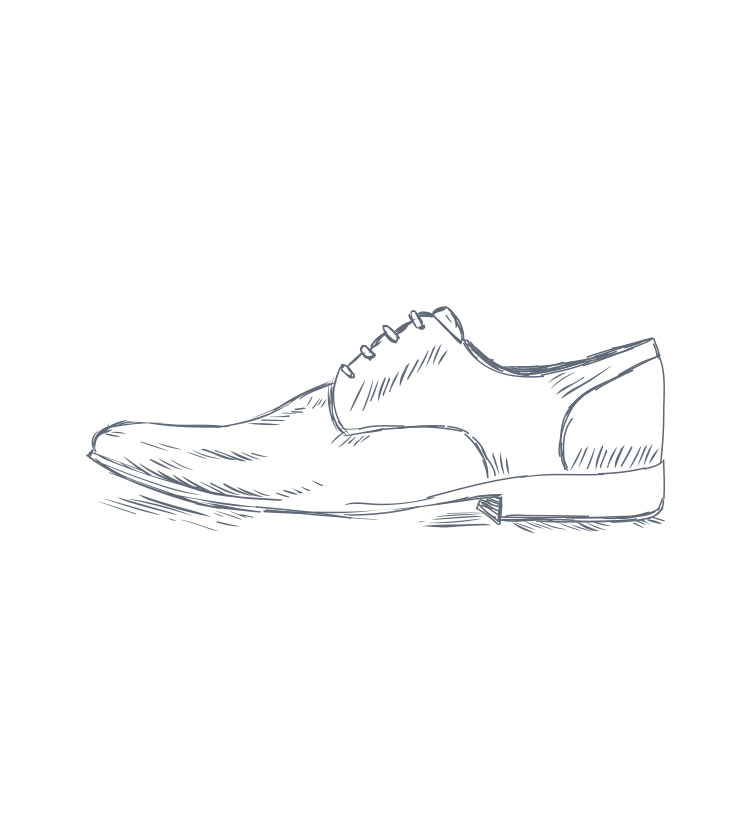 Logo Design Ireland - Illustrations Shoe Welters