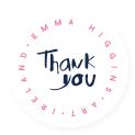 Sticker Design - Emma Higgins Art