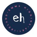Sticker Design Ireland - Emma Higgins