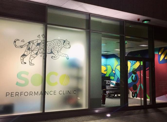 Logo Design and Branding SoCo Clinic - Dublin