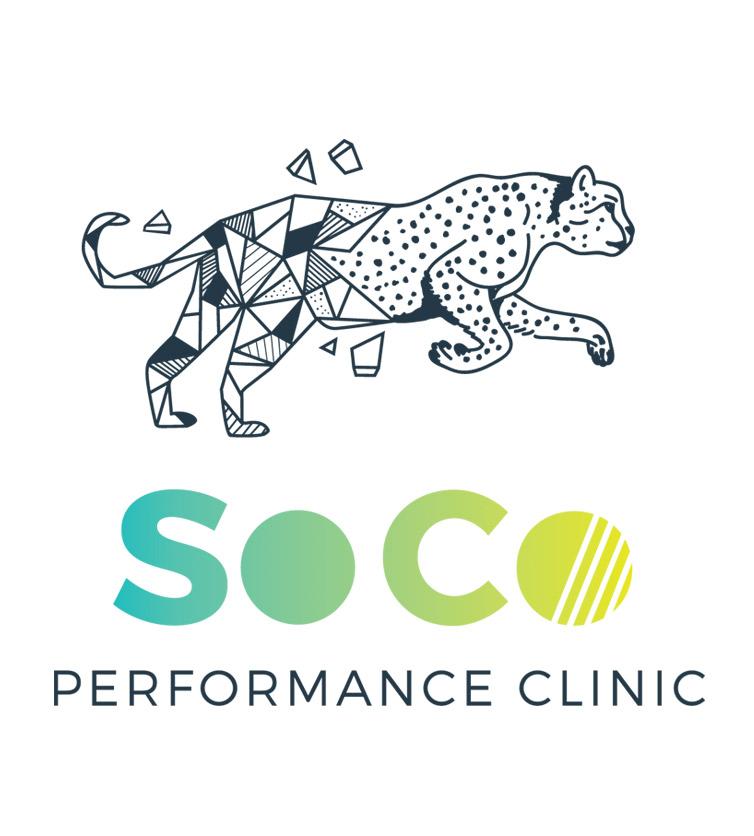 Logo Designer Ireland - SoCo Performance Clinic